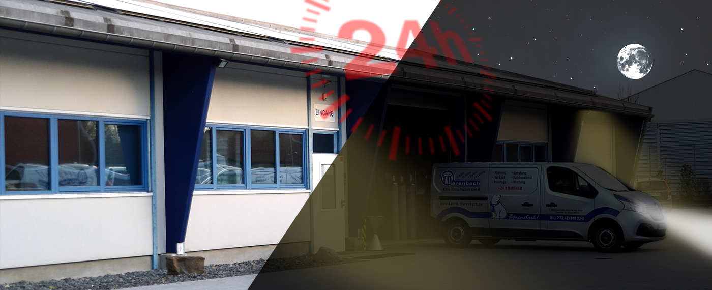 Herzlich willkommen auf der Website der Marenbach Kälte-Klima-Technik GmbH